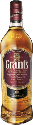 13,95 € Free Shipping | Whisky Blended Grant & Sons Grant's United Kingdom Bottle 70 cl