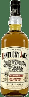 16,95 € Envoi gratuit | Whisky Blended Kentucky Jack États Unis Bouteille Missile 1 L