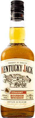 13,95 € Free Shipping | Whisky Blended Kentucky Jack United States Bottle 70 cl