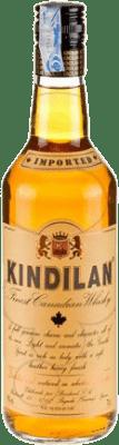 9,95 € Envío gratis | Whisky Blended Kindilan Estados Unidos Botella 70 cl
