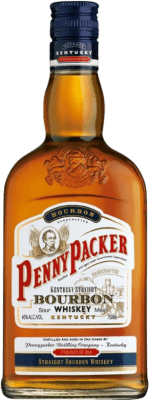 13,95 € Free Shipping | Bourbon Penny Packer United States Bottle 70 cl