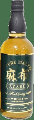 58,95 € Kostenloser Versand   Whiskey Single Malt Azabu Japan Flasche 70 cl