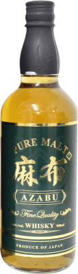 58,95 € Free Shipping | Whisky Single Malt Azabu Japan Bottle 70 cl