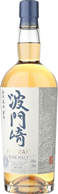 55,95 € Free Shipping | Whisky Single Malt Hatozoki Pure Malt Japan Bottle 70 cl