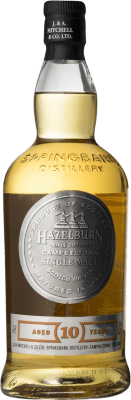 52,95 € Free Shipping | Whisky Single Malt Hazelburn 10 Años United Kingdom Bottle 70 cl