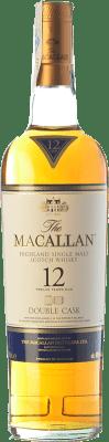 55,95 € Free Shipping | Whisky Single Malt Macallan Double Cask 12 Años United Kingdom Bottle 70 cl