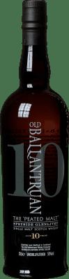 62,95 € Kostenloser Versand   Whiskey Single Malt Old Ballantruan 10 Años Großbritannien Flasche 70 cl