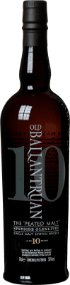 62,95 € Envío gratis   Whisky Single Malt Old Ballantruan 10 Años Reino Unido Botella 70 cl