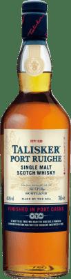 49,95 € Free Shipping | Whisky Single Malt Talisker Port Ruighe United Kingdom Bottle 70 cl