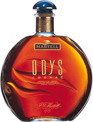 109,95 € Free Shipping | Cognac Martell Odys France Bottle 70 cl