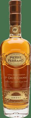 118,95 € Envío gratis | Coñac Ferrand Pierre 1er Cru Francia Botella 70 cl