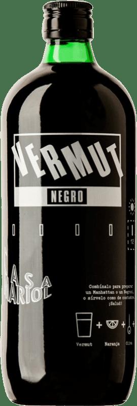 7,95 € Envoi gratuit | Vermouth Casa Mariol Negre Espagne Bouteille Missile 1 L