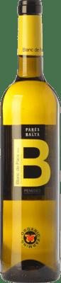 7,95 € Free Shipping | White wine Parés Baltà Blanc de Pacs Joven D.O. Penedès Catalonia Spain Macabeo, Xarel·lo, Parellada Bottle 75 cl
