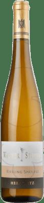 22,95 € Free Shipping | White wine Weingut Wagner-Stempel Siefersheimer Heerkkretz Spätlese Crianza Germany Riesling Bottle 75 cl