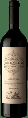 128,95 € Envoi gratuit | Vin rouge Aleanna Gran Enemigo Agrelo Argentine Cabernet Franc, Malbec Bouteille 75 cl