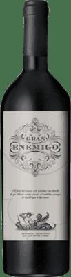 128,95 € Envoi gratuit | Vin rouge Aleanna Gran Enemigo El Cepillo Argentine Cabernet Franc, Malbec Bouteille 75 cl