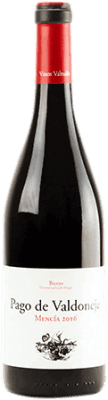 5,95 € Free Shipping | Red wine Valtuille Pago de Valdoneje Joven D.O. Bierzo Spain Mencía Bottle 75 cl