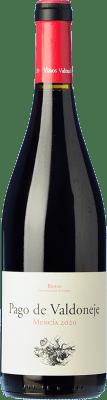 4,95 € Envío gratis | Vino tinto Valtuille Pago de Valdoneje Joven D.O. Bierzo España Mencía Botella 75 cl