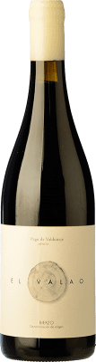 11,95 € Free Shipping | Red wine Valtuille Valao D.O. Bierzo Spain Mencía Bottle 75 cl