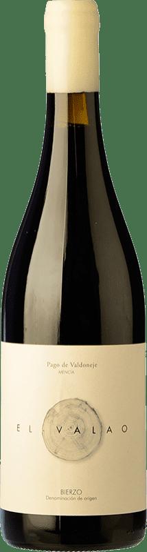 9,95 € Envoi gratuit | Vin rouge Valtuille Valao D.O. Bierzo Espagne Mencía Bouteille 75 cl