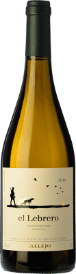 15,95 € Free Shipping | White wine Callejo El Lebrero D.O. Ribera del Duero Spain Albillo Bottle 75 cl | Thousands of wine lovers trust us to get the best price guarantee, free shipping always and hassle-free shopping and returns.