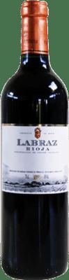 7,95 € Envoi gratuit | Vin rouge Piérola Labraz Joven D.O.Ca. Rioja Espagne Tempranillo Bouteille 75 cl