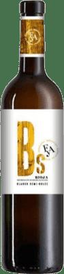 6,95 € 免费送货 | 白酒 Piérola Bs D.O.Ca. Rioja 西班牙 Viura, Malvasía 瓶子 75 cl | 成千上万的葡萄酒爱好者信赖我们,保证最优惠的价格,免费送货,购买和退货,没有复杂性.