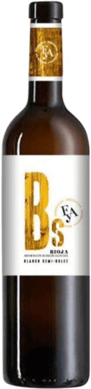 7,95 € Free Shipping | White wine Piérola Bs D.O.Ca. Rioja Spain Viura, Malvasía Bottle 75 cl