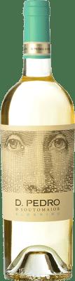 9,95 € 免费送货 | 白酒 Adegas Galegas Don Pedro de Soutomaior D.O. Rías Baixas 西班牙 Albariño 瓶子 75 cl | 成千上万的葡萄酒爱好者信赖我们,保证最优惠的价格,免费送货,购买和退货,没有复杂性.