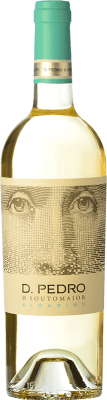 9,95 € Kostenloser Versand | Weißwein Adegas Galegas Don Pedro de Soutomaior D.O. Rías Baixas Spanien Albariño Flasche 75 cl | Tausende von Weinliebhabern vertrauen darauf, dass wir eine Garantie des besten Preises, stets versandkostenfrei, und Kauf und Rückgabe ohne Komplikationen liefern.