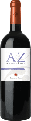 19,95 € Free Shipping | Red wine Solterra Alto de los Zorros Autor Crianza D.O. Ribera del Duero Spain Tempranillo Bottle 75 cl | Thousands of wine lovers trust us to get the best price guarantee, free shipping always and hassle-free shopping and returns.