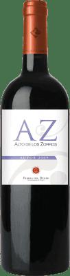 19,95 € 送料無料 | 赤ワイン Solterra Alto de los Zorros Autor Crianza D.O. Ribera del Duero スペイン Tempranillo ボトル 75 cl | 何千ものワイン愛好家が最高の価格を保証し、常に無料で出荷し、購入して合併症を起こすことなく返品します.