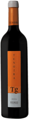 5,95 € Free Shipping | Red wine Tenoira Gayoso Joven D.O. Bierzo Spain Mencía Bottle 75 cl