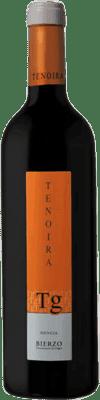 7,95 € Envoi gratuit | Vin rouge Tenoira Gayoso Joven D.O. Bierzo Espagne Mencía Bouteille 75 cl