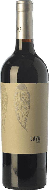 14,95 € Envoi gratuit | Vin rouge Atalaya Laya D.O. Almansa Castilla La Mancha Espagne Monastrell, Grenache Tintorera Bouteille Magnum 1,5 L