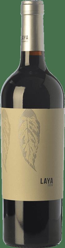 14,95 € Envío gratis | Vino tinto Atalaya Laya D.O. Almansa Castilla la Mancha España Monastrell, Garnacha Tintorera Botella Mágnum 1,5 L