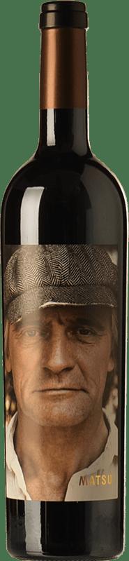 32,95 € Free Shipping | Red wine Matsu El Recio Crianza D.O. Toro Castilla y León Spain Tinta de Toro Magnum Bottle 1,5 L