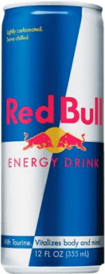 1,95 € Free Shipping | Refreshment Red Bull Energy Drink Bebida energética Austria Lata 25 cl