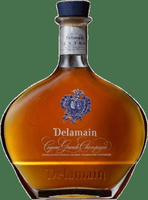 291,95 € Free Shipping | Cognac Delamain Extra Vieux France Bottle 70 cl