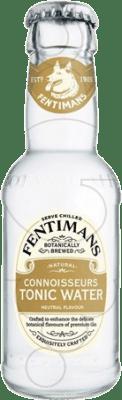1,95 € Envoi gratuit | Boissons et Mixers Fentimans Connoisseurs Tonic Water Royaume-Uni Petite Bouteille Chopine 20 cl