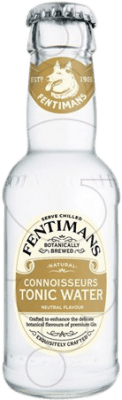 1,95 € Free Shipping | Soft Drinks & Mixers Fentimans Connoisseurs Tonic Water United Kingdom Small Bottle 20 cl