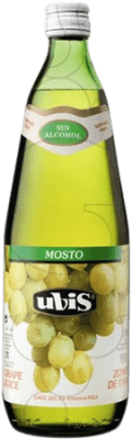 3,95 € Free Shipping | Soft Drinks & Mixers Ubis Mosto Blanco Spain Bottle 1 L
