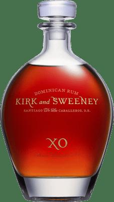 287,95 € Envoi gratuit | Rhum 3 Badge Kirk and Sweeney X.O. Extra Añejo République Dominicaine Bouteille 70 cl