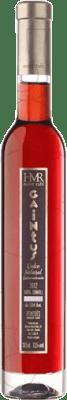 24,95 € Free Shipping | Fortified wine Mont-Rubí Gaintus Dulce de Uva D.O. Penedès Catalonia Spain Sumoll Half Bottle 37 cl