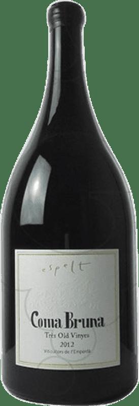 321,95 € Free Shipping | Red wine Espelt Comabruna D.O. Empordà Catalonia Spain Mazuelo, Carignan Special Bottle 5 L
