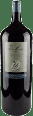 1,95 € Free Shipping | Red wine Vall Llach D.O.Ca. Priorat Catalonia Spain Merlot, Grenache, Cabernet Sauvignon, Mazuelo, Carignan Botella Melchor 18 L