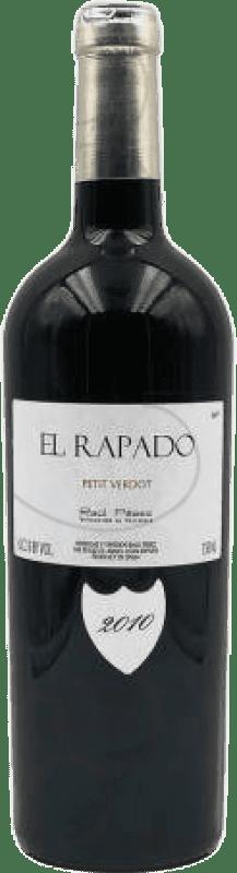 29,95 € Free Shipping   Red wine Raúl Pérez El Rapado Crianza I.G.P. Vino de la Tierra de Castilla y León Castilla y León Spain Petit Verdot Bottle 75 cl