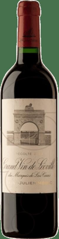 397,95 € Free Shipping   Red wine Château Léoville Las Cases 2009 A.O.C. Saint-Julien Bordeaux France Merlot, Cabernet Sauvignon, Cabernet Franc, Petit Verdot Bottle 75 cl