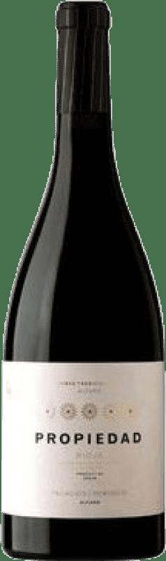 21,95 € Free Shipping | Red wine Palacios Remondo Propiedad Herencia Remondo D.O.Ca. Rioja The Rioja Spain Grenache Bottle 75 cl