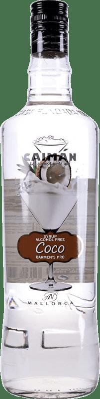 5,95 € Envoi gratuit | Schnapp Antonio Nadal Caimán jarabe Coco sin alcohol Espagne Bouteille Missile 1 L